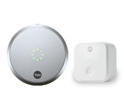 Smart Lock Pro + Connect Wi-Fi Bridge