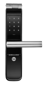 YMF40+ (Mortise Lock) - Fingerprint, PIN Code, Mechanical key & Remote Control (Optional)