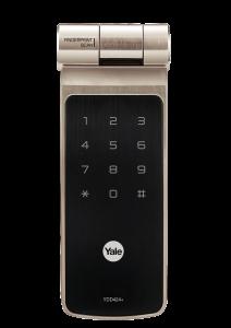 YDD424+ Biometrics Deadbolt