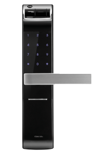 Fingerprint Smart Door Lock (Mortise)