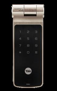 Fingerprint Smart Door Lock (Jimmy Proof)