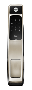 Push and Pull RFID Smart Lock