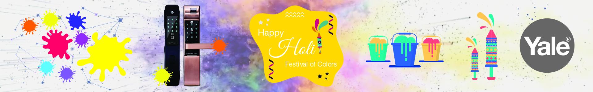 Holi Banner
